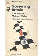 Governing Britain