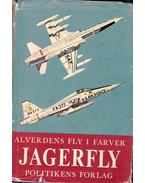 Alverdens fly  i farver - Jagerfly