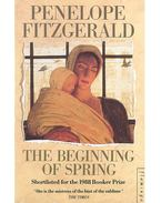 The Beginning of Spring - Fitzgerald, Penelope