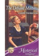 The Defiant Mistress