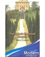 The Count's Blackmail Bargain - Craven, Sara