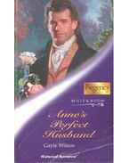 Anne's Perfect Husband