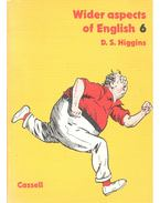 Wider Aspects of English