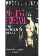 Nothing Personal – The Business of Sex