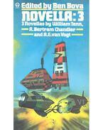 Novella: 3 – 3 Novellas by William Tenn, A Bertram Chandler, A.E. Van Vogt
