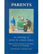 Parents – An Anthology of Poem by Women Writers