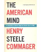 The Amrican Mind – An Interpretation of Amrican Thought and Character Since the 1880's - Commager, Henry Steele