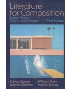 Literature for Composition – Essays, Fiction, Poetry, and Drama