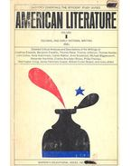 American Literature vol. 1. - Colonial and Early National Writing