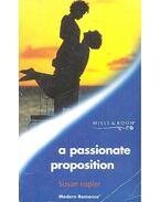 A Passionate Proposition