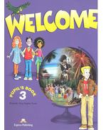 Welcome 3 – Pupil's Book