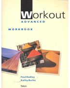 Workout – Advenced – Workbook
