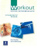Workout – Upper Intermediate – Student's Book