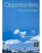 Opportunities Pre-Intermediate – Language Powerbook
