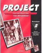 Project 2 – Munkafüzet