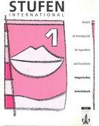 Stufen International 1 – Ungarsiches Arbeitsbuch