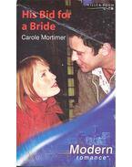 His Bid for a Bride