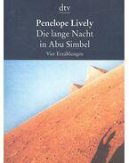 Die lange Nacht in Abu Simbel