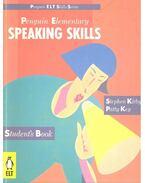 Penguin Elementary Speaking Skills – Student's Book