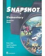 Snapshot – Elementary – Student's Book