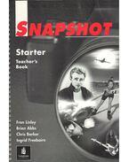 Snapshot – Starter – Teacher's Book
