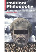 Political Philosophy – An Historical Inrtoduction