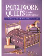 Patchwork Quilts for the Dolls' House