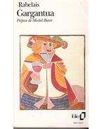 Gargantua, préface de Michel Butor
