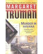Murder in Havana - Truman, Margaret