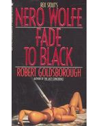Rex Stout's Nero Wolfe – Fade to Black
