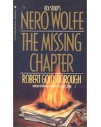 Rex Stout's Nero Wolfe – The Missing Chapter