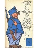 Die Abenteuer des braven Soldaten Schwejk 1.