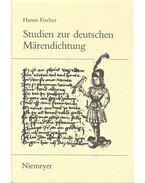 Studien zur deutschen Märendichtung