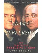 Adams vs. Jefferson – The Tumultuous Election of 1800