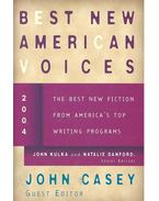 Best New American Voices 2004 – The Best New Fiction from America's Top Writing Programs