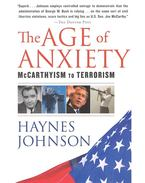 The Age of Anxiety – McCarthism to Terrorism