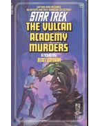Star Trek – The Vulcan Academy Murders