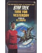 Star Trek – Time for Yesterday