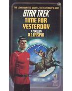 Star Trek – Time for Yesterday