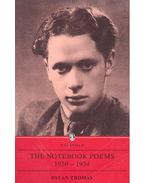 The Notebook Poems 1930-1934