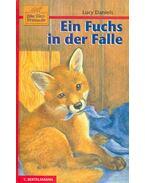 Ein Fuchs in der Falle