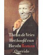 Het hoofd van Haydn