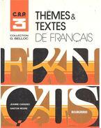 Thèmes et Textes de Français