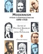 Modernism – A Guide to European Literature 1890-1930