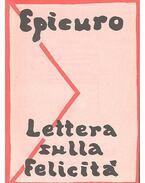 Lettera sulla felicita