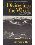 Diving into the Wreck – Poems 1971-1972