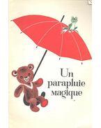 Un parapluite magique