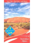 Australian Affairs: The Outback Doctor; The Surgeon's Proposal; Outback Surgeon