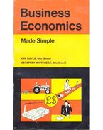 Business Economics Made Simple