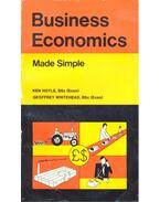 Business Economics Made Simple